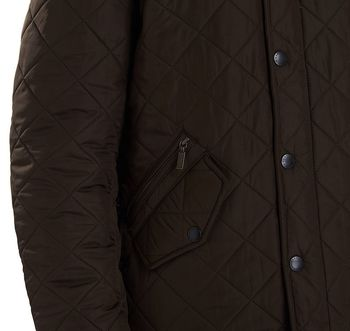 POWEL QUILTED JACKET