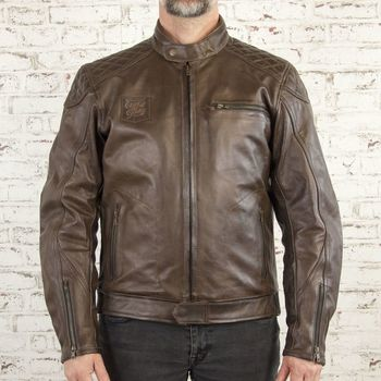 ROGUE LEATHER JACKET