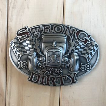 Buckle Strong And Duty