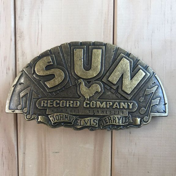 Buckle Buckle Sun Records Compagny