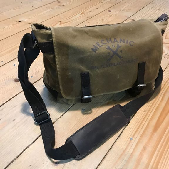 Canvas Workerbag