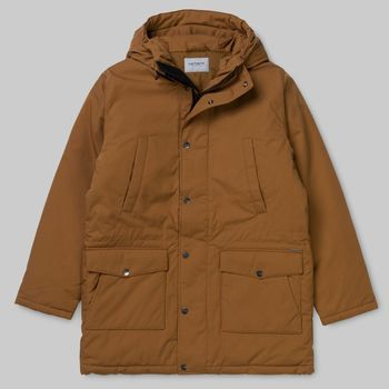 TROPPER PARKA HAMILTON BROWN
