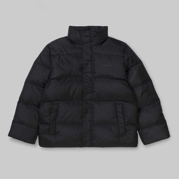DEMING JACKET BLACK