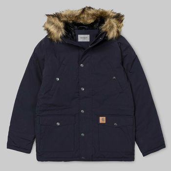 TRAPPER PARKA DARK NAVY