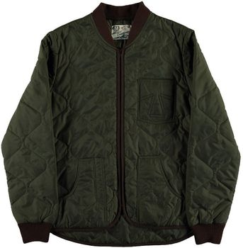 FROSBITE QUILTED KHAKI