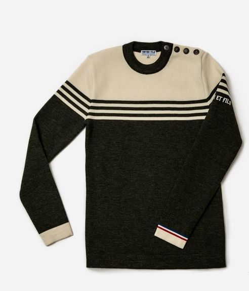 Le Pull Ouessant