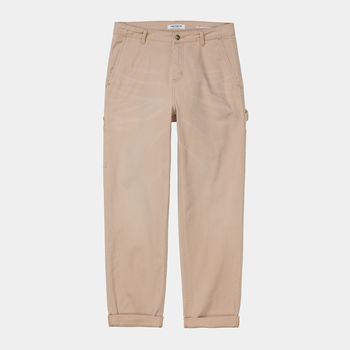 W' PIERCE PANT DUSTY H BROWN