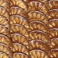 BIKEWHEELS SEQUINS YELLOW GOLD