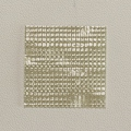 FLAT SQUARE 30 x 30 MM POINTILLÉ - 1273bis R
