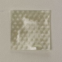 FLAT SQUARE 30 x 30 MM GUILLOCHÉ - 1273bis R