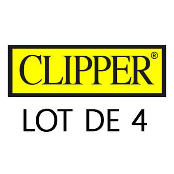 Briquet Clipper par Lot