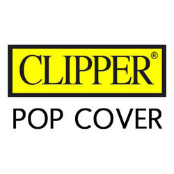 Briquet Clipper Pop Cover