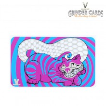 Grinder Carte Chat du Cheshire