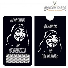 Grinder Carte Anonymous