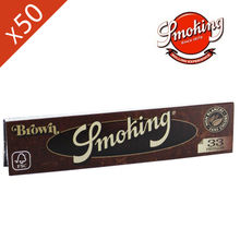Boite de grande feuille à rouler Smoking © Slim Brown