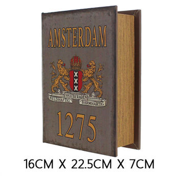 Book 1275 Amsterdam Large