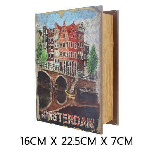 Book Amsterdam Town Large
