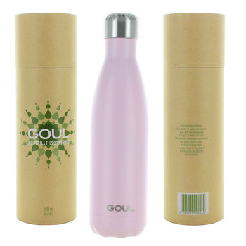 Bouteille isotherme Goul © 500ml (Rose)