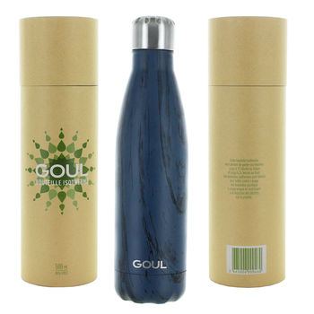 Bouteille isotherme Goul © 500ml (Blue Wood)