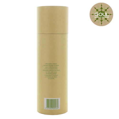 Bouteille isotherme Goul © 500ml (Clear Wood)