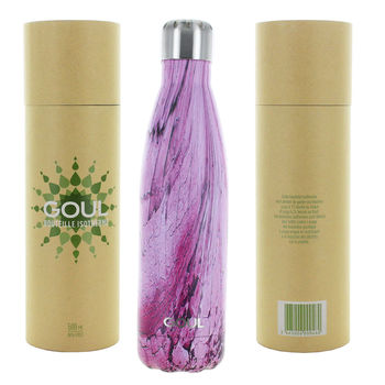 Bouteille isotherme Goul © 500ml (Rose Wood)