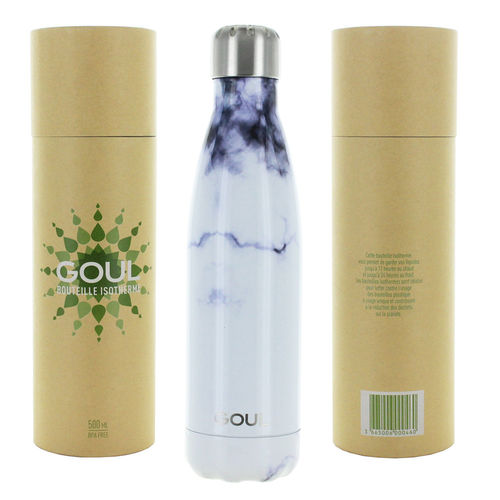 Bouteille isotherme Goul © 500ml (Cloudy Sky)