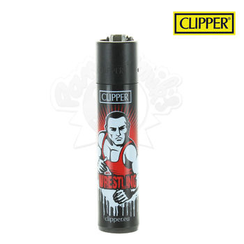 Briquet Clipper © Fight Club Wrestling