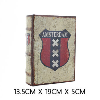 Mini Book Amsterdam XXX
