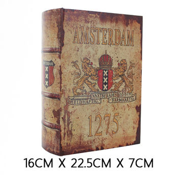 Book Amsterdam 1275 Large
