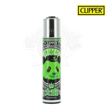 Briquet Clipper © 420 Animal Panda