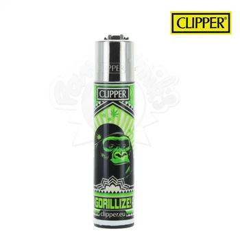 Briquet Clipper © 420 Animal Gorille
