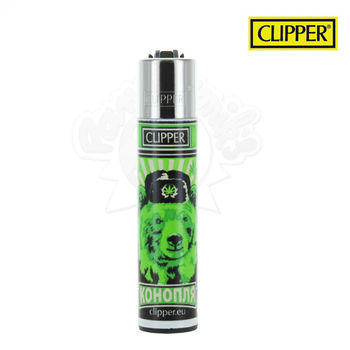 Briquet Clipper © 420 Animal Ours