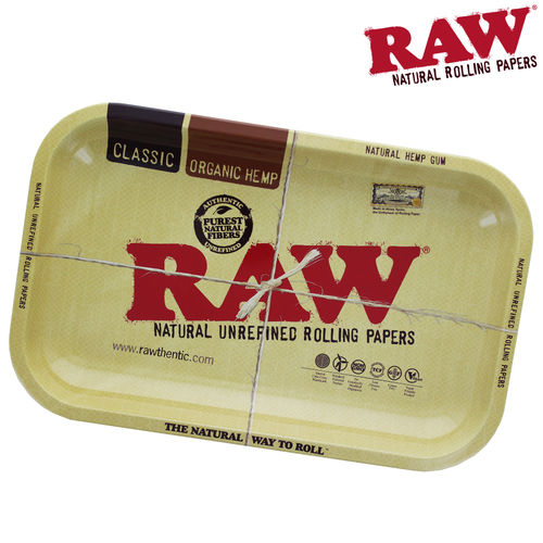 Plateau de roulage Raw © Classic Organic