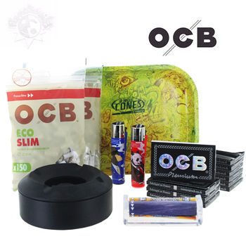 Pack Fumeur OCB Blanc Regular