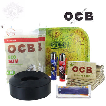 Pack Fumeur OCB Bio Regular