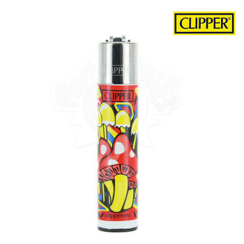 Briquet Clipper © Champi (Rouge)