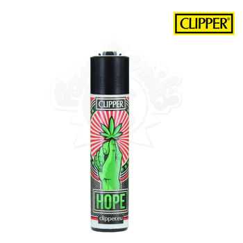 Briquet Clipper © Propagande Hope