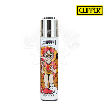 Briquet Clipper © Mumy TV Addict