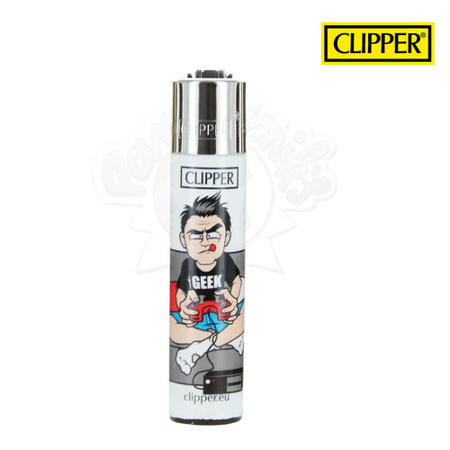 Briquet Clipper © Boy TV Addict