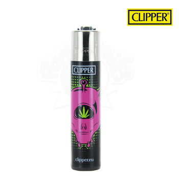 Briquet Clipper © 420 Aliens (Rose)
