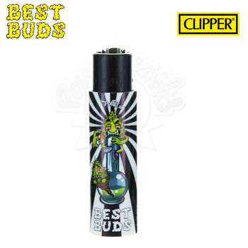Briquet Clipper © Best Buds 06 avec Grinder