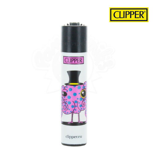 Briquet Clipper © Octopus (Rose)