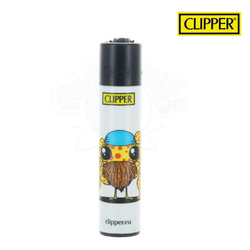 Briquet Clipper © Octopus (Jaune)
