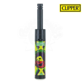 Briquet Clipper Mini Tube © Rasta Man