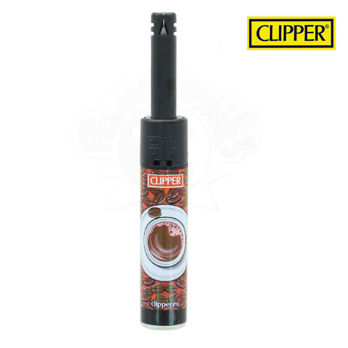Briquet Clipper Mini Tube © Café Tasse