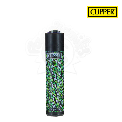 Briquet Clipper © Cannafonts 03
