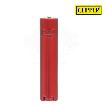 Briquet Clipper © Métal Red Devil