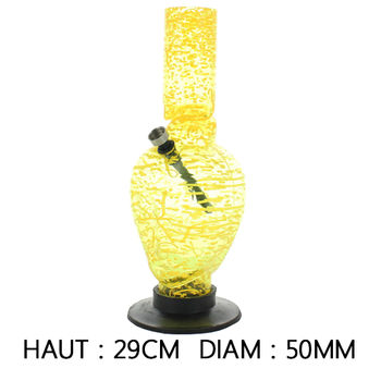 Bang Acrylique Alien Ice (Jaune)