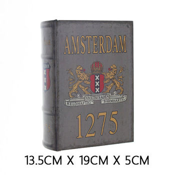 Mini Book Amsterdam 1275