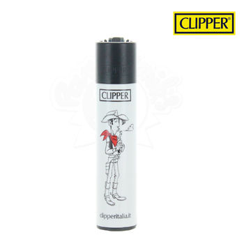 Briquet Clipper © Lucky Luke Série 01/04
